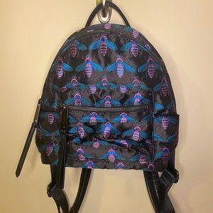 Nine West Bee Print Mini Backpack 🐝